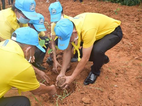 จิตอาสาพระราชทาน Royal Thai Volunteers